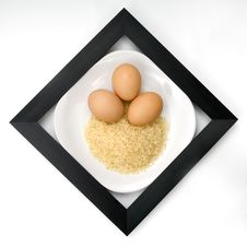 Free Framed Food Stock Photography - 6469302