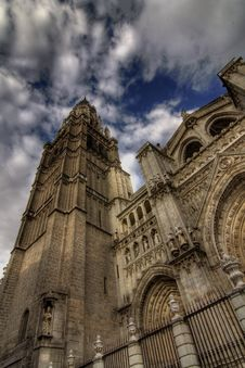 Free Cathedral Of Toledo Royalty Free Stock Photography - 6469307