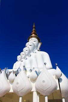 Free Light Of Buddha Stock Photo - 64695140