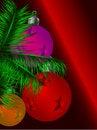 Free Christmas Decoration Royalty Free Stock Image - 6474506