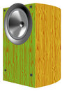 Free Wood Speaker Stock Photography - 6475292