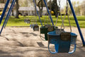Free Park Swings Royalty Free Stock Photo - 6476825