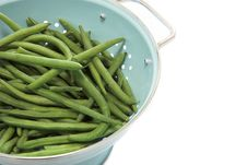 Free Green Beans. Royalty Free Stock Image - 6470506