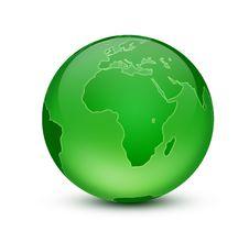 Free Green Earth Stock Image - 6471111