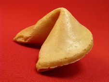 Free Fortune Cookie Stock Photography - 6472782