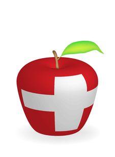 Free Apple Flag Stock Image - 6472901