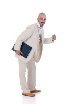 Free Alternative Businessman Stock Photo - 6472970