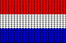 Free Holland Heart Flag Royalty Free Stock Photography - 6473247