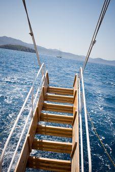 Into The Sea Stock Photos