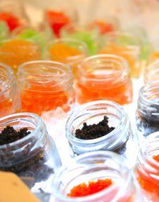 Free Colourful Caviar Stock Photos - 6474323