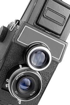 Free Old Camera Stock Photography - 6474532