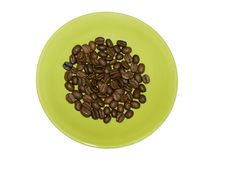 Free Coffee Grains Stock Photography - 6474942