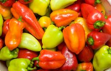 Free Peppers Royalty Free Stock Image - 6475216