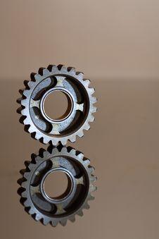 Free Cogwheel Royalty Free Stock Image - 6475226