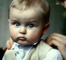 Serious Boy Stock Photos