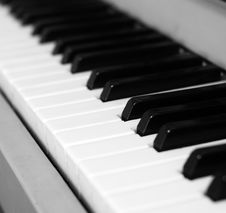 Free Keyboard Classical Instrument Royalty Free Stock Photography - 6476147