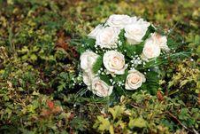 Free Wedding Bouquet Stock Photography - 6476202