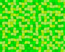 Free Green Tiles Stock Photography - 6476592