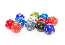 Free The Gaming Dices Royalty Free Stock Photos - 6476798