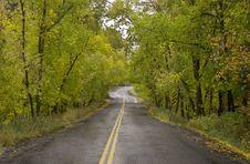 Free Mountain Road Stock Image - 6476991