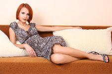 Free Sexy Girl Royalty Free Stock Photos - 6476998