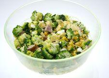 Free Salad Royalty Free Stock Image - 6477066