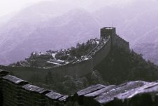 Free Great Wall Royalty Free Stock Photography - 6477067