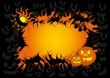 Background For Halloween Royalty Free Stock Image