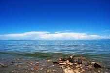 Free Lake Of Sky Blue Royalty Free Stock Photos - 6478608