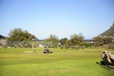 Free Golf Driving Range Royalty Free Stock Image - 6478876