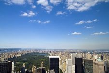 Free Central Park Stock Photography - 6478892