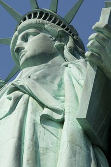 Free Statue Of Liberty Stock Photography - 6478922