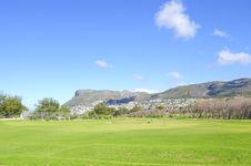 Free Golf Driving Range Royalty Free Stock Image - 6479036