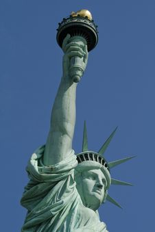 Free Statue Of Liberty Royalty Free Stock Image - 6479066