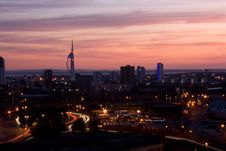 Free Spinnaker Tower Portsmouth Stock Photo - 6479950