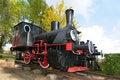 Free Puffer Train Stock Photo - 6481790