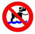 Free No Dog Sign Stock Images - 6489254