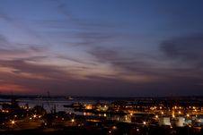 Portsmouth Dock Yard Stock Photos