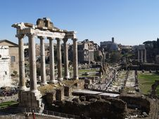 Free Roman Forum Stock Photo - 6480190