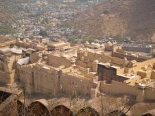 Free Amber Fort, Jaipur, India Stock Photography - 6480322