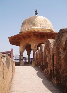 Free Amber Fort, Jaipur, India Royalty Free Stock Images - 6480359