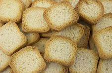 Free Pieces Of Toast Bread Royalty Free Stock Image - 6480386
