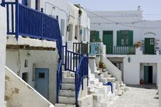 Free Folegandros - Calstel Royalty Free Stock Image - 6480486