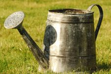 Free Watering Can Royalty Free Stock Images - 6480939