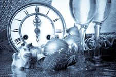 Free New Year S Decoration Stock Images - 6482624
