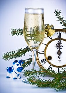 Free New Year S Decoration Royalty Free Stock Photos - 6482628