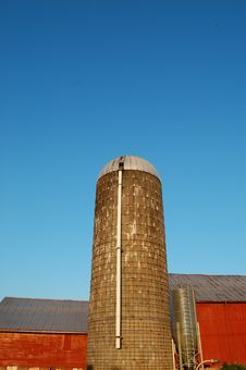 Free Silo Stock Photography - 6483402