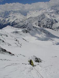 Free Mountain. Caucasus. Stock Photo - 6484870