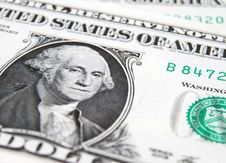 Free Dollar Troubles Royalty Free Stock Image - 6485346