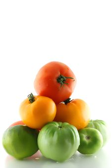 Free Tomatos Stock Image - 6485381